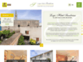 Détails : Hôtel à Niort, Deux-Sèvres (79) : Sandrina, 2 cheminées Logis - Site Officiel