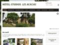 Hôtel St Paul les Dax – Les Acacias.