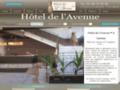 H�tel 2 �toiles � Saintes (Charente Maritime 17) - H�tel de l'Avenue