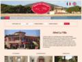 hotel sainte maxime sur www.hotellavilla.fr