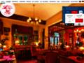 Capture du site http://www.hotellescygnes.com/