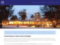 L'hôtel mermoz du sénégal