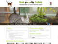information sur les chats sur www.hoteltrubska.cz
