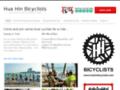 Hua Hin Bicyclists