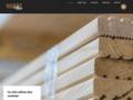 Détails : Commerce de bois de construction et de rénovation  par Huart Bois