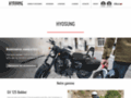 HYOSUNG - Site officiel des Quads HYOSUNG