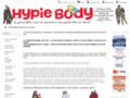 Hypie-body.com : Des pyjamas douillets et chauds