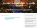 Détails : IACF - Institut des Avocats Conseils Fiscaux