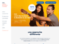 ICM ecole de musique a domicile lance ses stages d'été