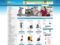 Détails : Vente appareils de nettoyage pour entreprises et particuliers