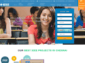 btech project centers in chennai