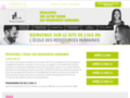 ecole ressources humaines