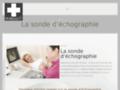 Détails : La sonde d'échographie