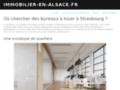 site http://www.immobilier-en-alsace.fr/