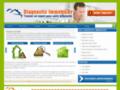 Capture du site http://www.immobilierdiagnostics.com