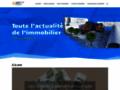 Capture du site http://www.immobiliermodedemploi.fr/