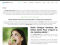 Détails : blanchiment dents tunisie