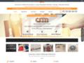 Détails : Broderie de logo à Bordeaux : CFM impression