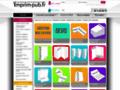 Détails : imprimerie en ligne, pas cher et de qualité haut de gamme - Imprim-pub