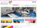 Imprimerie numérique et offset à Pontorson - Sarl Imprimerie Malécot