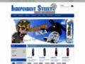 Détails : Achetez votre skate chez IndependentStreet