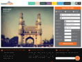 Cheap flights from Washington (IAD) to Hyderabad (HYD) | Indian Eagle