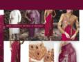 Indianfashion, le site de pr�t � porter en ligne
