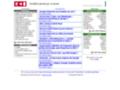 """"""" indicateur.com moteur de recherche, site d'information référencement & positionnement"""
