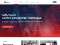 Influtherm Essais Thermiques Mesure Temp�rature