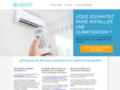 Détails : Devis pour l'installation d'une climatisation