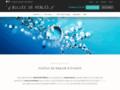 Détails : Institut de beauté BULLES DE PERLES