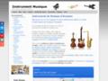 Saxophone Occasion à bas prix