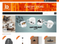 Site Détails : Du meuble design à l'objet de déco - Intérieur et Objets