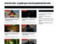 INTERNET MOTO : pièces détachées moto occasion