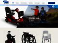 fauteuil roulant sur www.invacare.fr
