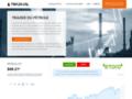 Capture du site http://www.investir-petrole.com/
