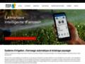Détails : Equipe des experts en installation des systèmes d'irrigation