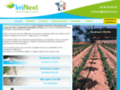 Syst�mes d'irrigation pour l'agriculture - Irrinext : Advanced irrigation systems