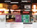 Galerie virtuelle de l'artiste Isabelle Murzeau