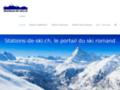 Les stations de ski Suisse romande