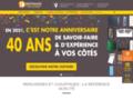 Capture du site http://www.isofrance-fenetres.fr