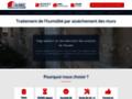 Détails : Isosec, assécheur de mur depuis 1987