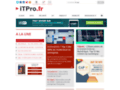 stockage ligne sur www.itpro.fr