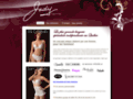 lingerie fine sur www.jadylingeriefine.com