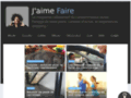 Capture du site http://jaimefaire.fr/