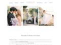 Détails : Photographe de mariage