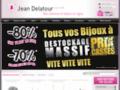 bijouterie sur www.jean-delatour.com
