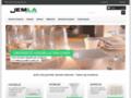 Détails : Assiette carrée pas cher | Jemla.com