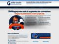 Détails : Référencement & création de site internet