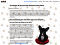 Les jeux de chien: Créer ton chien virtuel